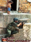 Soldat In Batalie