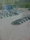 Inundatii, Masini Cu Apa