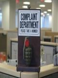 Departamentul De Plangeri