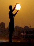Cerul Instelat, Cerul Cu Stele, Luna