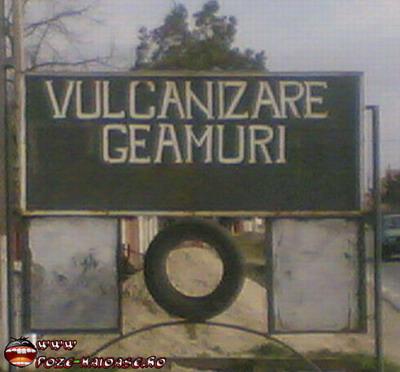 Vulcanizare Geamuri 2021