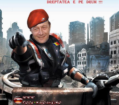 Traian Basescu Face Dreptate