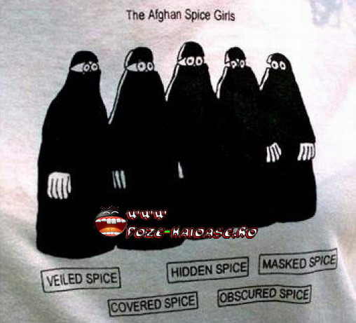 Afghan Spice Girls 2021
