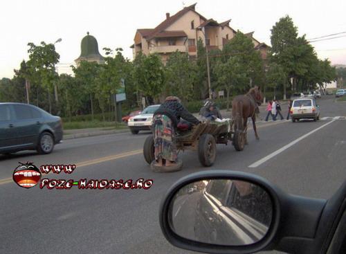 Cu Masina Prin Oras