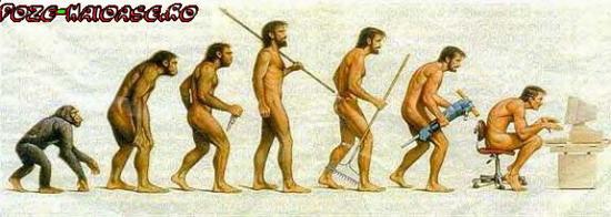 Poze Cu Evolutia Omului