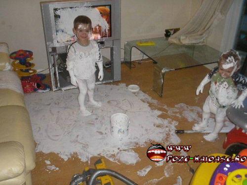 Poze Cu Copii Mici