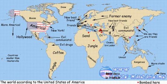 Poze Harta Lumii 2021