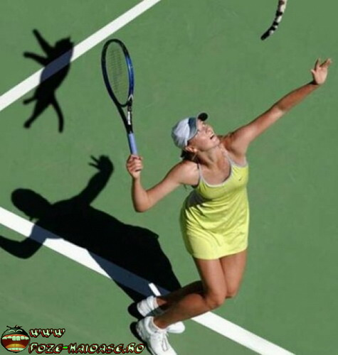 Super Jucatoare De Tenis
