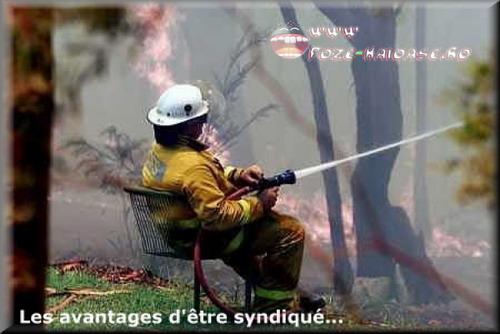 Pompieri La Munca