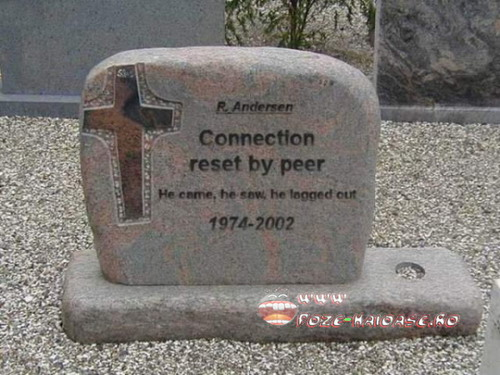 Connection Reset By Peer 2021