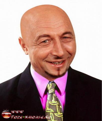 Poze Cu Basescu Tuns Chel 2021