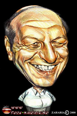 Traian Basescu 2021