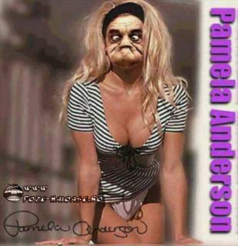 Pamela Anderson 2021