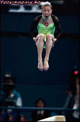 Gimnaste 2021